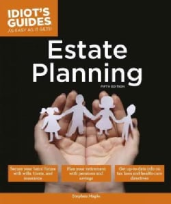 Idiot's Guides Estate Planning (Paperback)
