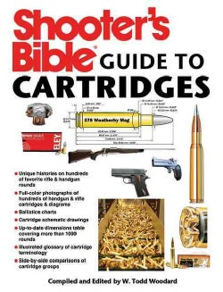 Shooter's Bible Guide to Cartridges (Paperback)