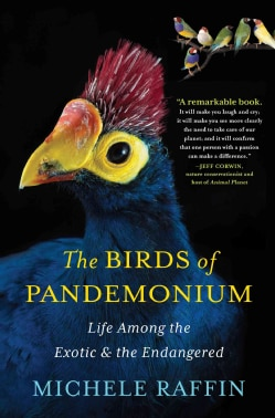 The Birds of Pandemonium: Life Among the Exotic and the Endangered (Hardcover)