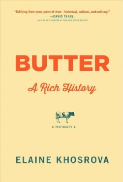 Butter: A Rich History (Paperback)