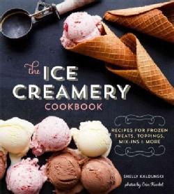 The Ice Creamery Cookbook (Hardcover)