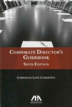 Corporate Director's Guidebook (Paperback)
