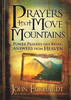 Prayers That Move Mountains (Paperback)