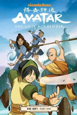 Avatar - the Last Airbender the Rift 1 (Paperback)