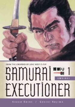 Samurai Executioner Omnibus 1 (Paperback)