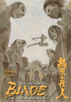 Blade of the Immortal 28: Raining Chaos (Paperback)