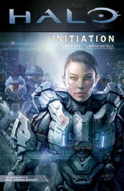 Halo: Initiation (Hardcover)