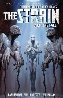 Strain 3: The Fall (Paperback)