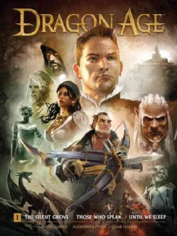 Dragon Age 1: Library Edition (Hardcover)