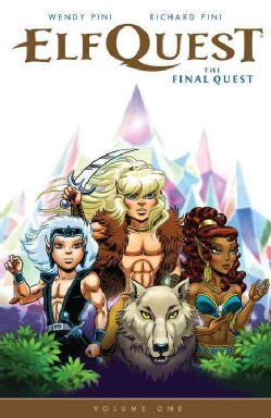 Elfquest 1: The Final Quest (Paperback)