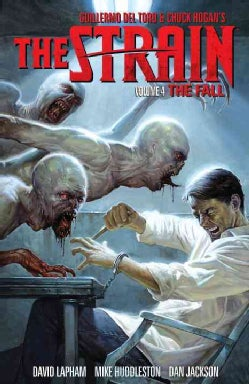 Strain 4: The Fall (Paperback)