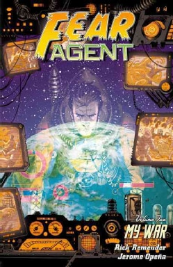 Fear Agent 2: My War (Paperback)