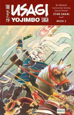 The Usagi Yojimbo Saga 2 (Paperback)