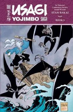 The Usagi Yojimbo Saga 3 (Paperback)