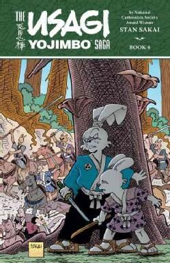 Usagi Yojimbo Saga 4 (Paperback)