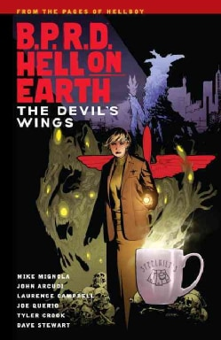 B.p.r.d. Hell on Earth 10: The Devils Wings (Paperback)