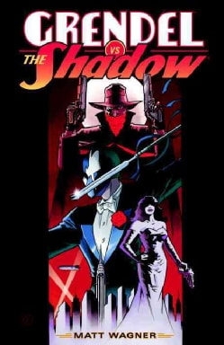 Grendel Vs. the Shadow (Hardcover)