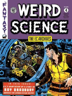 The Ec Archives Weird Science 4 (Hardcover)