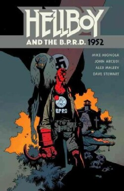 Hellboy and the B.p.r.d. 1952: 1952 (Paperback)
