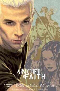 Angel and Faith 2 (Hardcover)