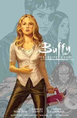 Buffy the Vampire Slayer Season 9 1 (Hardcover)