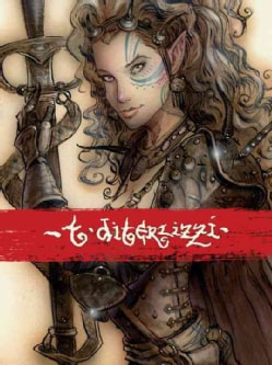 Realms: The Roleplaying Game Art of Tony Diterlizzi (Hardcover)