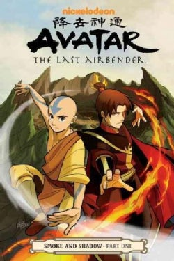 Avatar - the Last Airbender 1: Smoke and Shadow  (Paperback)