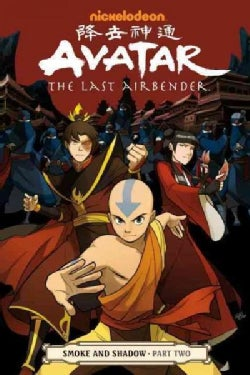 Avatar - the Last Airbender: Smoke and Shadow (Paperback)