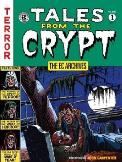 Tales From The Crypt 1 (Hardcover)