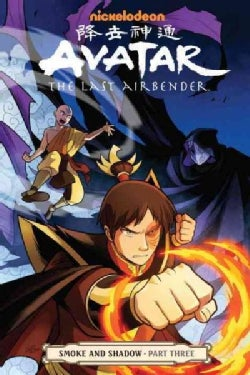 Avatar the Last Airbender 3: Smoke and Shadow (Paperback)