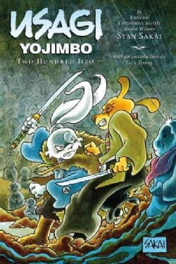 Usagi Yojimbo 29: Two Hundred Jizo (Paperback)