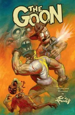 Goon Library 1 (Hardcover)
