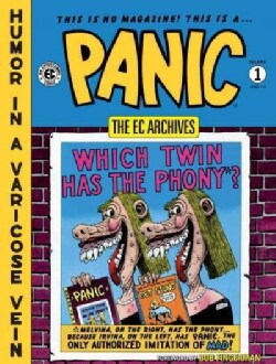 The Ec Archives Panic 1 (Hardcover)