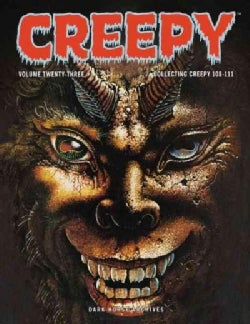 Creepy Archives Collection 23 (Hardcover)