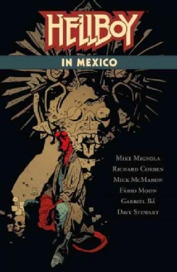 Hellboy in Mexico (Paperback)