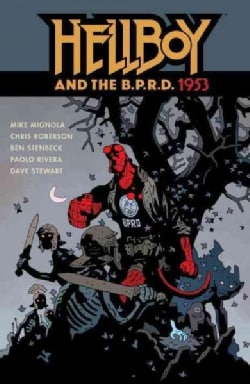 Hellboy and the B.P.R.D. 1953 (Paperback)