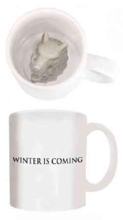 Game of Thrones Stark Direwolf Sculpted Mug (General merchandise)
