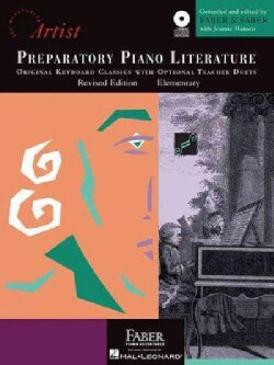 Preparatory Piano Literature: Developing Artist Original Keyboard Classics