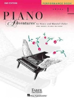 Piano Adventures - Level 1: Performance Book: A Basic Piano Method (Paperback)
