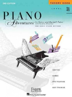 Piano Adventures Theory Book Level 3A (Paperback)