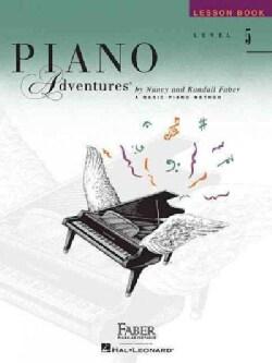 Piano Adventures Lesson Book Level 5 (Paperback)