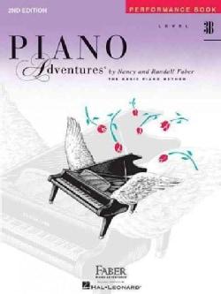 Piano Adventures Performance Book, Level 3B (Paperback)