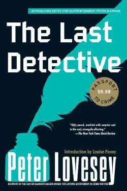 The Last Detective (Paperback)