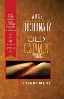 AMG's Comprehensive Dictionary of Old Testament Words (Hardcover)