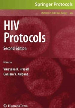 HIV Protocols (Paperback)