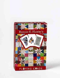 Bonnie K. Hunter's Playing Cards Single Pack (Cards)