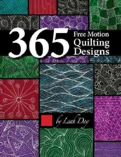 365 Free Motion Quilting Designs (Paperback)