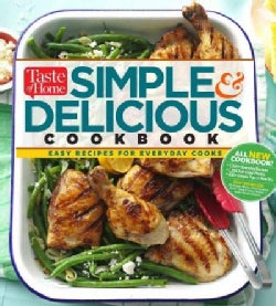 Taste of Home Simple & Delicious Cookbook (Loose-leaf)