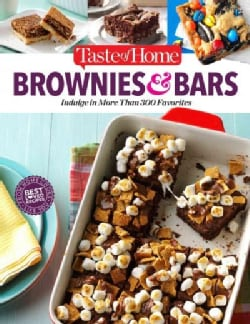 Taste of Home Brownies & Bars (Paperback)