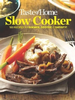 Taste of Home Slow Cooker (Hardcover)